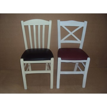 Professional Traditional Wooden Chair Imvros  for Restaurant, Cafe, Tavern, bistro, pub,  Cafeteria, Gastro, Pizza