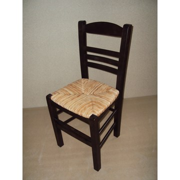 Traditional Wooden Chair Epilohias