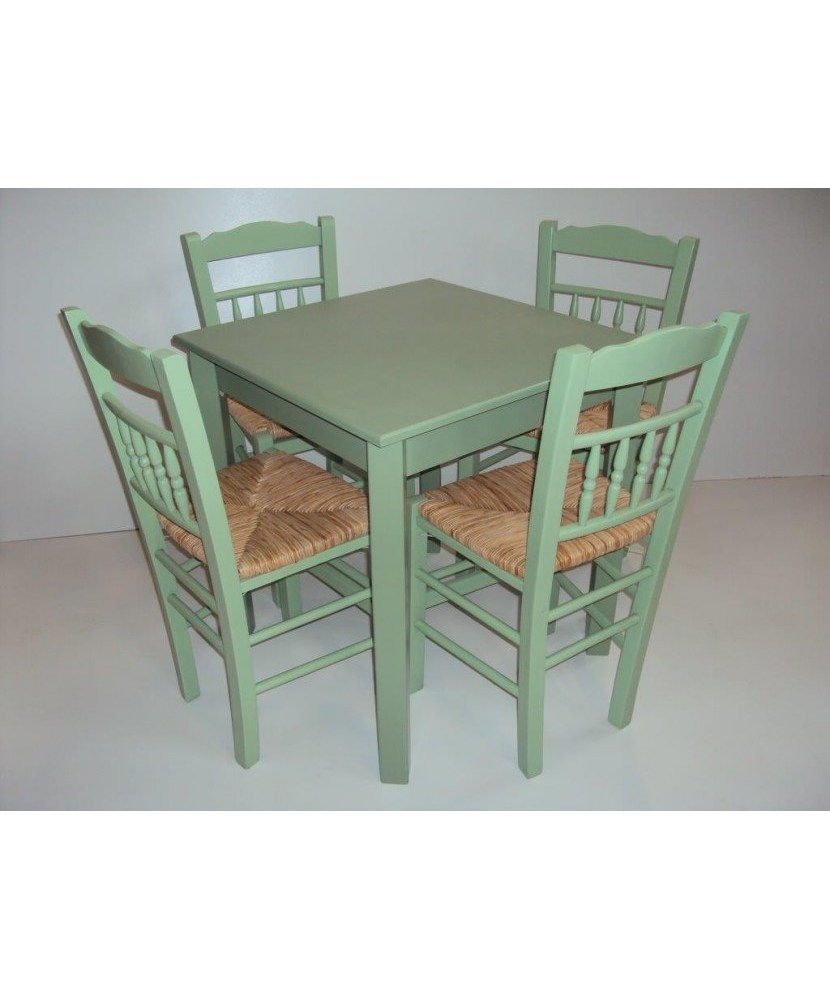 Traditional Wooden Table
