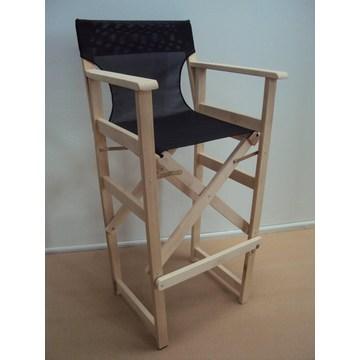 Profesjonalne Krzesło reżyserskie Stołki dla basenu, kawiarni, restauracji, tawerny, kawiarni, gastronomii