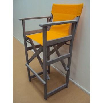 Profesjonalne Krzesło reżyserskie Stołki lub kawiarnia, kawiarnia, bistro, ogród, basen, kawiarnia
