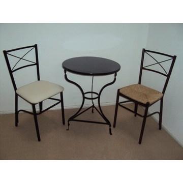 Профессиональный металлический стол для гастрономии, таверны, кафетерий, традиционных кафе, бистро