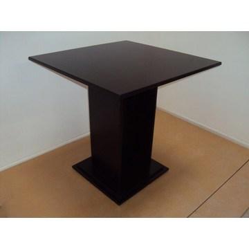 Table en bois professionnelle pour la gastronomie, restaurant, taverne, bistro, pub, pizzeria, café-bar, café