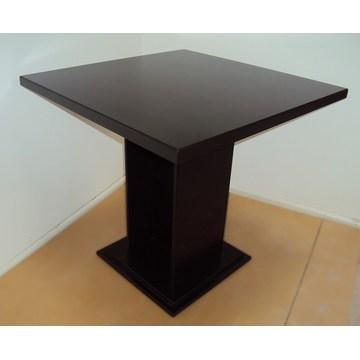 Table en bois professionnelle pour Bistro, cafétéria, restaurant, taverne, pizzeria, pub, café-bar, café