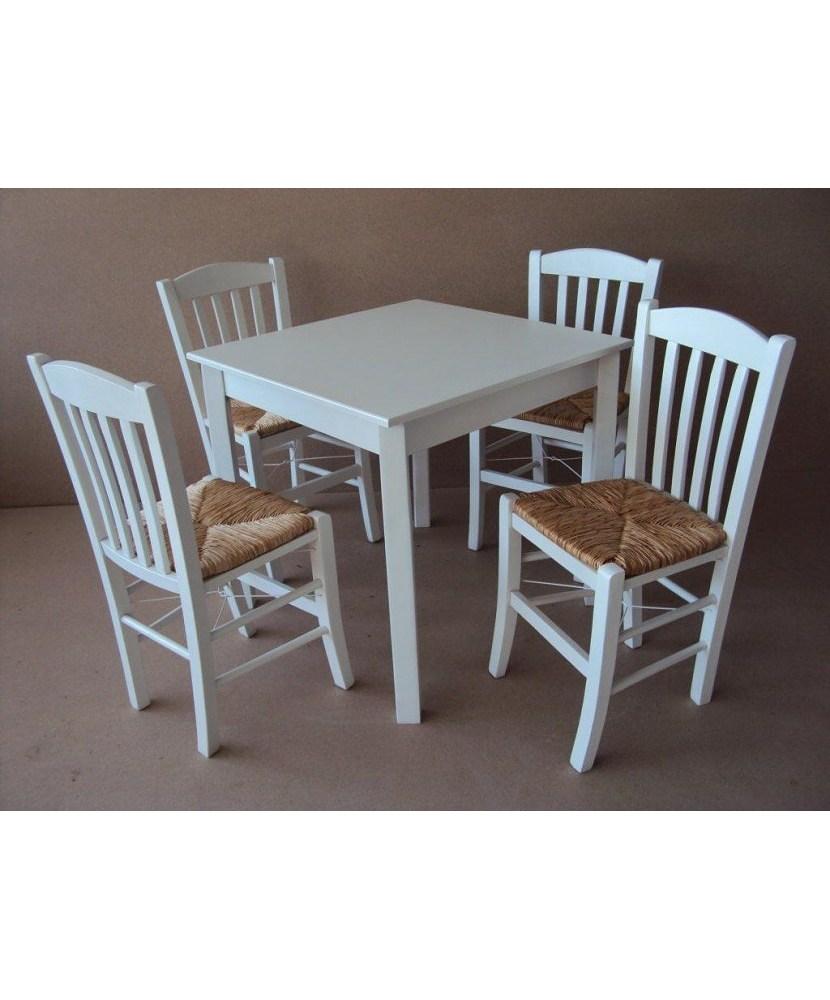 Professionelle traditionelle hölzerne Tabelle Cafe Bistro Pub Cafeteria Restaurant Tavern Gastro Cafe Bar (Größe 80 × 80)