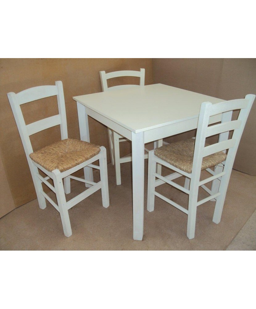 Traditional Wooden Table Cafe Ouzeri Cafeteria Restaurant Tavern Cafe Bistro Pub Cafe Bar from 49 € (size 70×70)