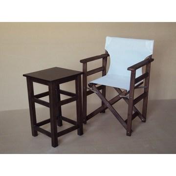 Professionelle Holztisch für Cafeteria, Restaurant, Taverne, Bistro, Gastro, Cafe Bar