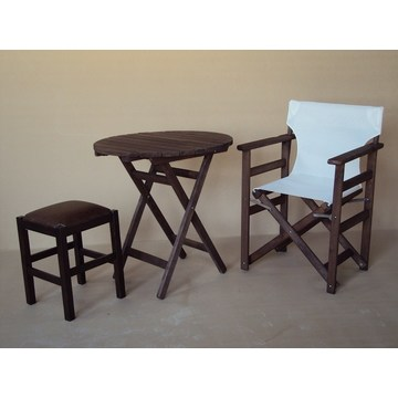 Professional Wooden Folding Table for Cafe, Pool, Bistro, Pub,  Cafeteria, Restaurant, Tavern