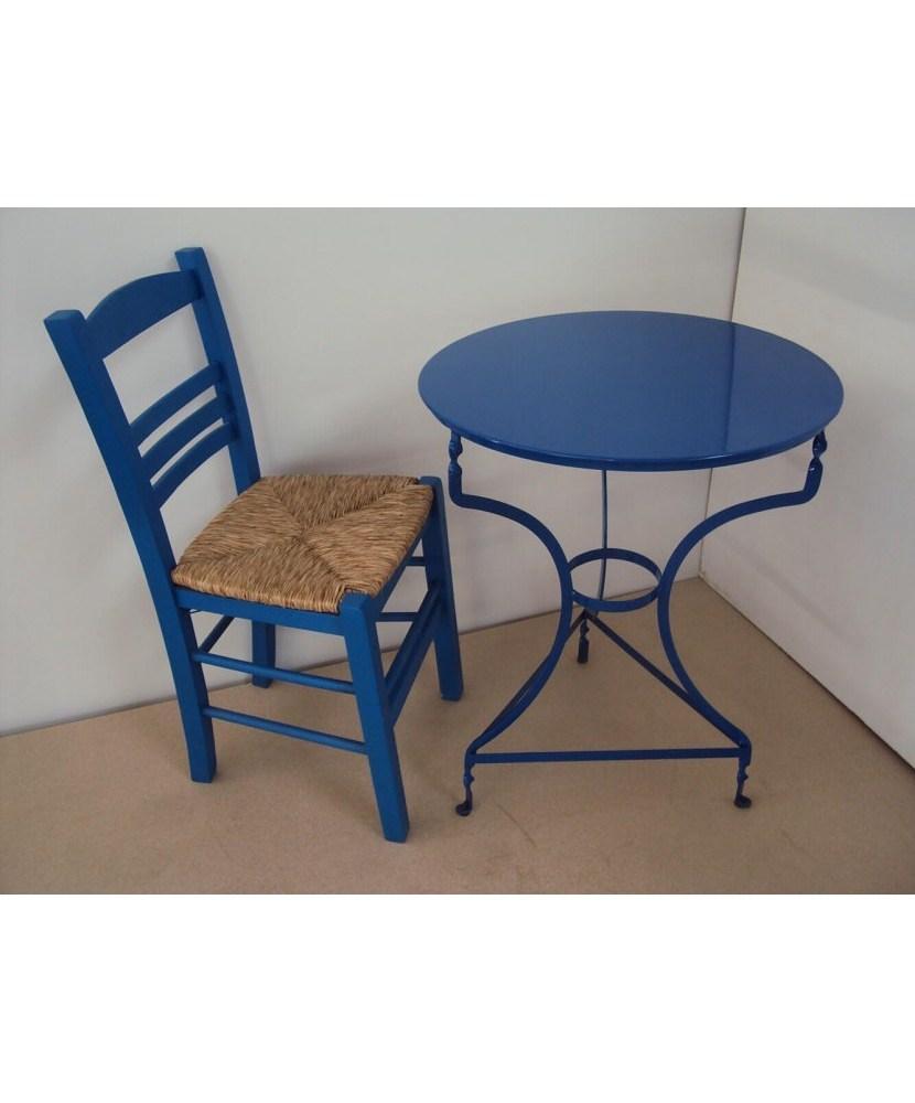 Table classique en métal pour restaurants Cafés Cafeterias Taverns Cafe