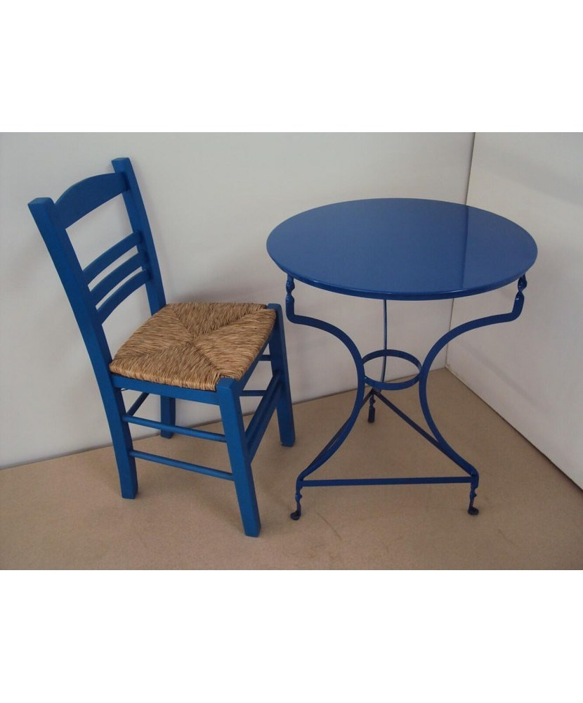 Traditional Metal Table for Restaurants Cafes Cafeterias Taverns Cafe
