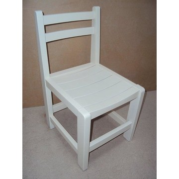 Professional Children's Wooden chair  for nurseries and kindergartens