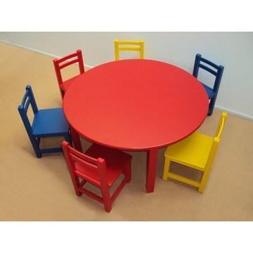 Professionelle Kinder tisch aus Holz passend möbel für Kindergärten und kindertagesstätte