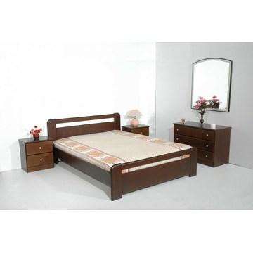 Спальня от 552 €, Двуспальная кровать от € 192 (150x200), Кровать одноместная от 132 € (100 x 200)