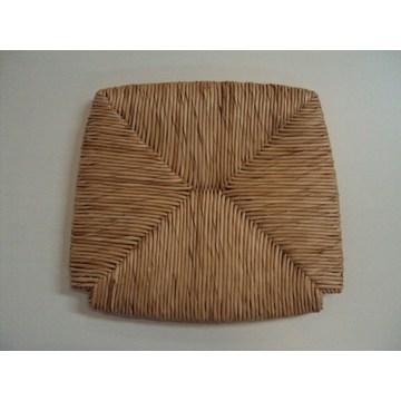 Natürlicher Korbstuhl für Stühle Cafe Restaurant Taverne Cafe (35 × 39 cm)