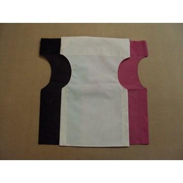 Kleider für Direktorstühle Perforiertes PVC und Leinwand in allen Farben
