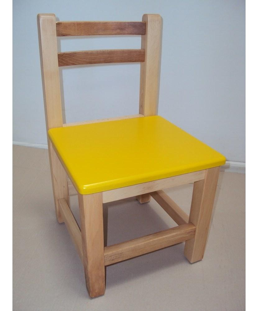 Profesionale Copii din lemn scaun pentru