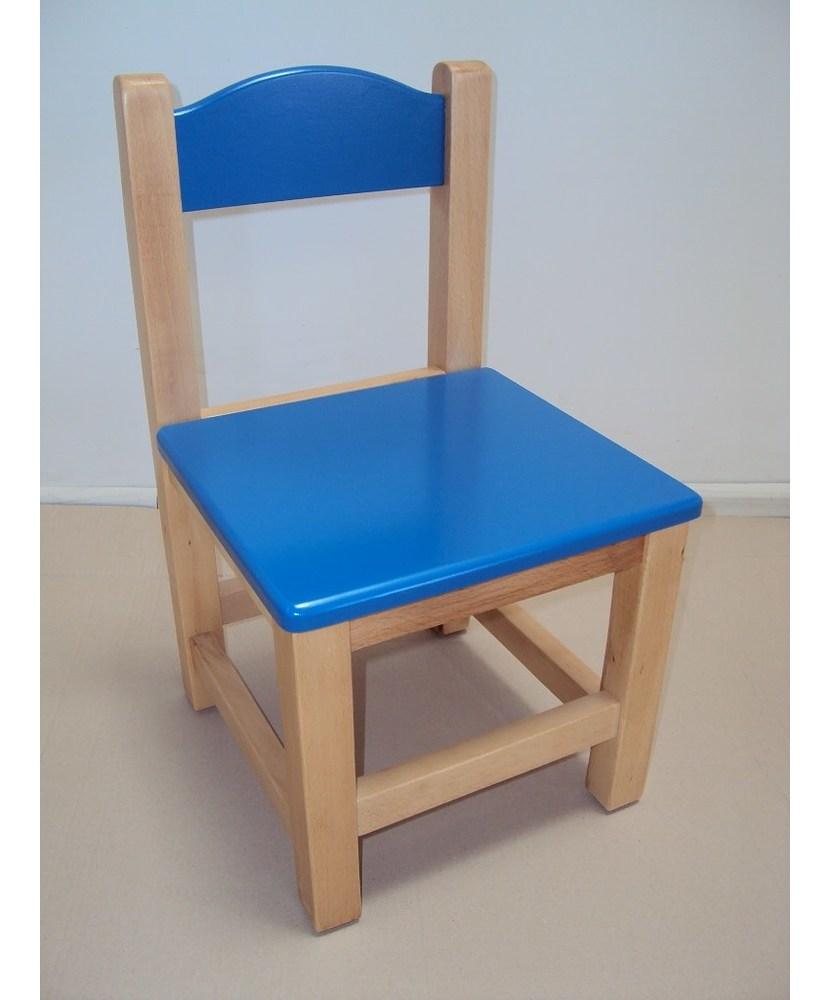 Profesionale Copii din lemn scaun pentru copii € 26 lac