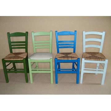 Professional Traditional Wooden Chair Epilohias