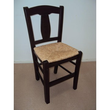 Traditional Wooden Chair Kos