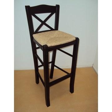 Профессиональный деревянный стул Хиос