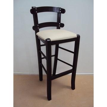 Традиционный деревянный такелажный стул