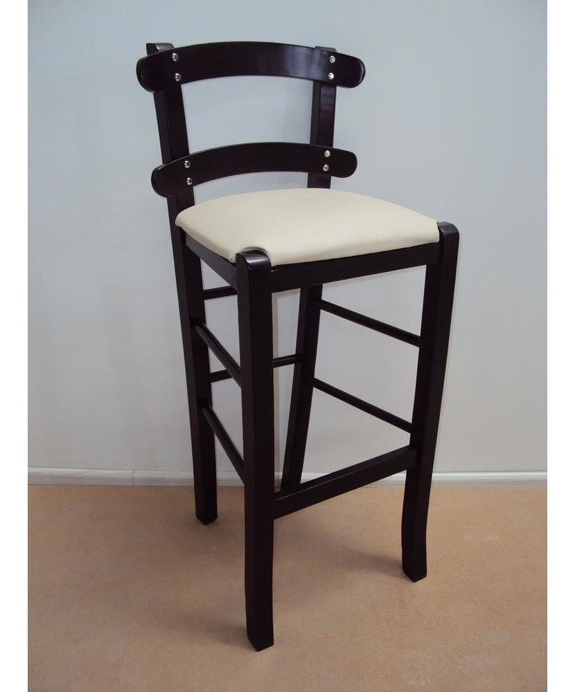 Traditional Wooden Tacker Stool
