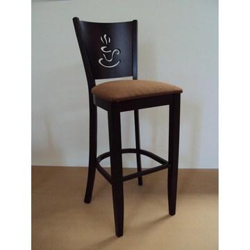Profesjonalny stołek Cappuccino do baru - restauracja, kawiarnia, bistro, pub, tawerna, stołki kawiarniane, kawiarnie