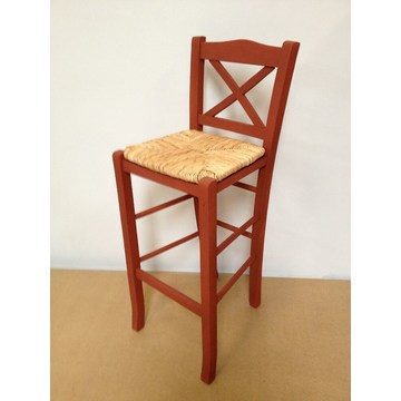 Professional Wooden Stool Chios  for Bar - Restaurant, Cafe, Bistro, Pub, Tavern, Cafeteria, Stools Coffee shops, coffee bars