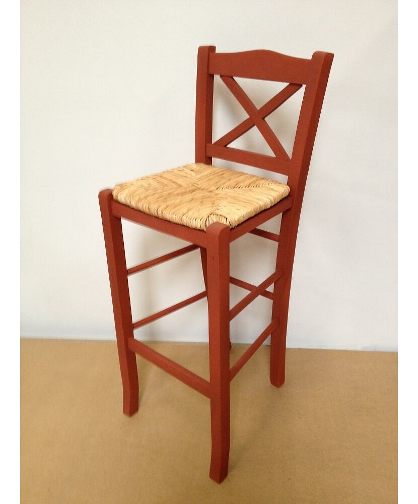 Professional Wooden Stool Chios