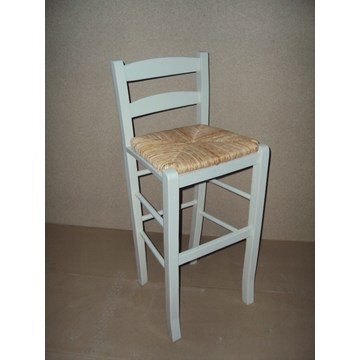 Professional Wooden Stool Sifnos Bar - Restaurant, Cafe ,Tavern, Cafeteria, Stools Coffee shops, coffee bars