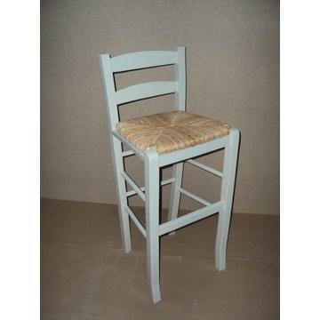 Профессиональный деревянный стул Sifnos Bar - ресторан, кафе, таверна, кафетерий, табуреты Кофейни, кофейни