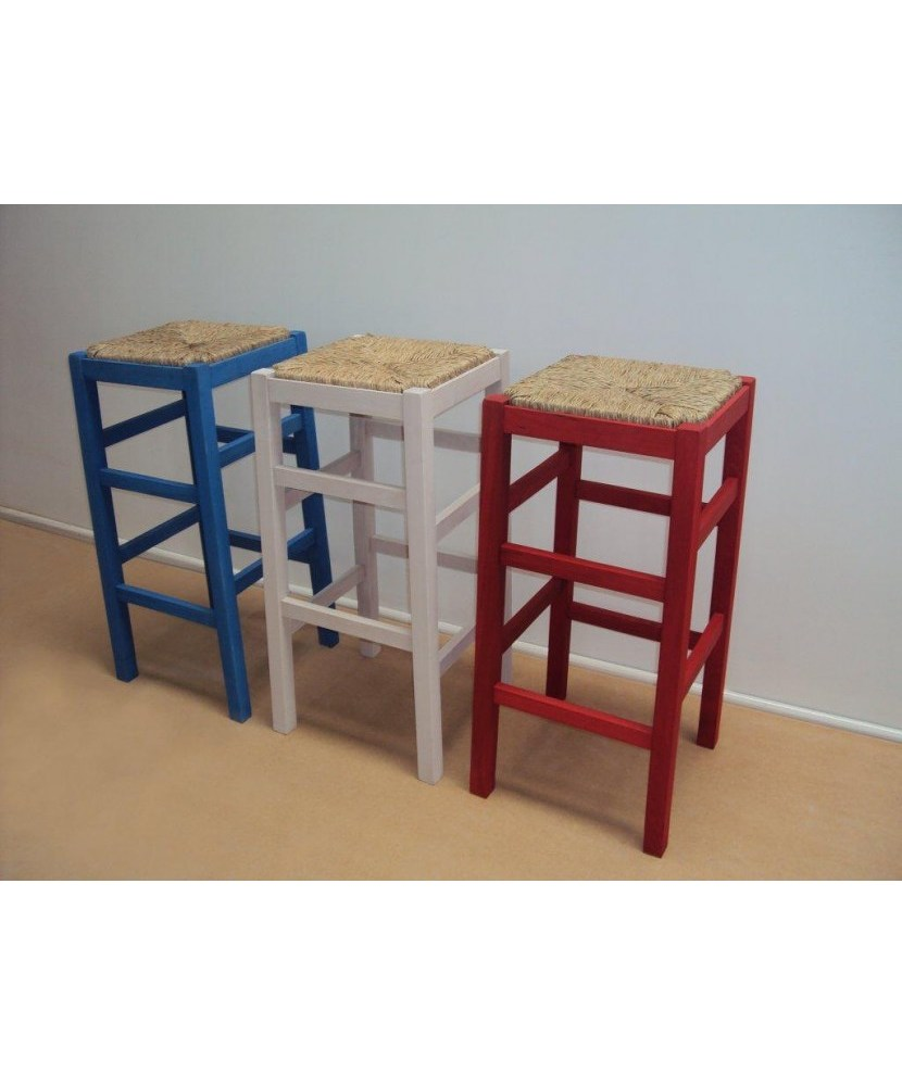 Professional Wooden Stool without back