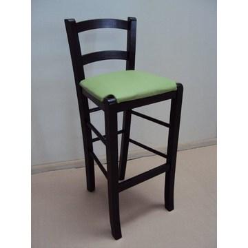 Профессиональный деревянный стул Sifnos для бар-ресторана, кафе, таверны, табуретки Кофейни, кофейни