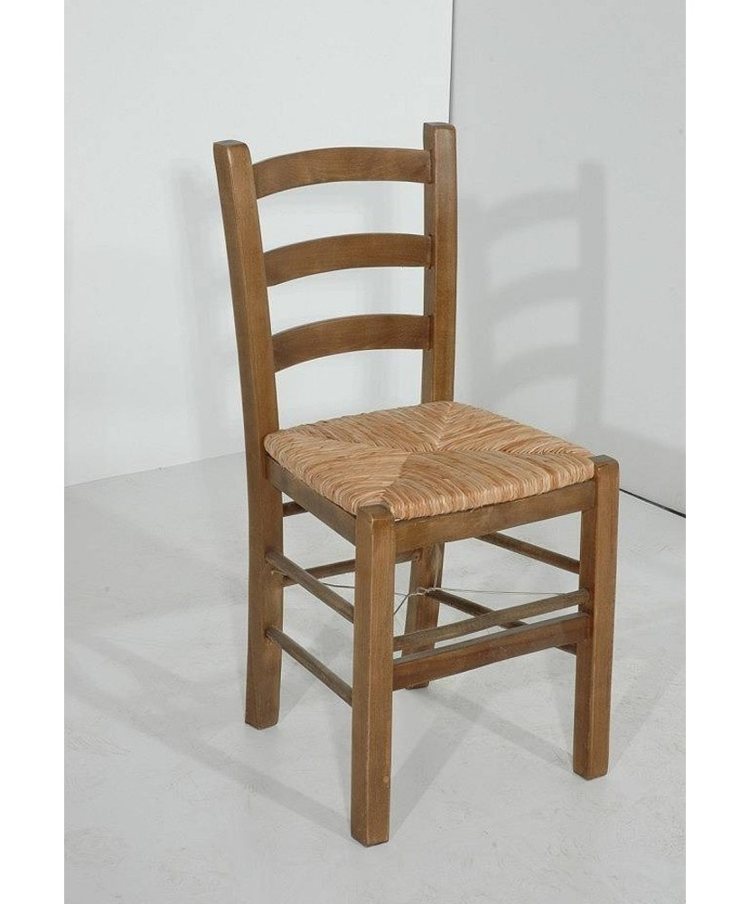 Professional Traditional Wooden Chair Sifnos