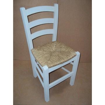 Chaise professionnelle en bois Sifnos