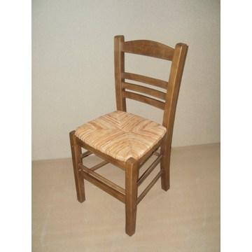 Traditional Wooden Chair Epilohias