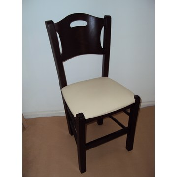 Cheap Professional Wooden Chair Naxos for Restaurant, traditional Coffee shops, Cafe, Tavern, bistro, pub