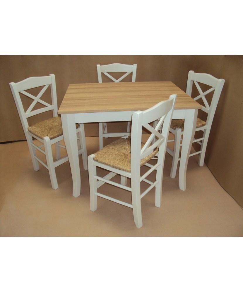 Professioneller  Holztisch für Gastronomie, Restaurant, Taverne, Cafe Bar, Bistro, Pub