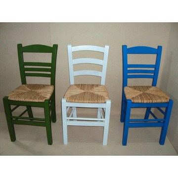 Professional Traditional Wooden Chair Epilohias