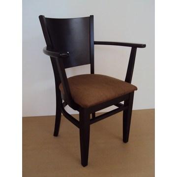 Wooden armchair Venezia