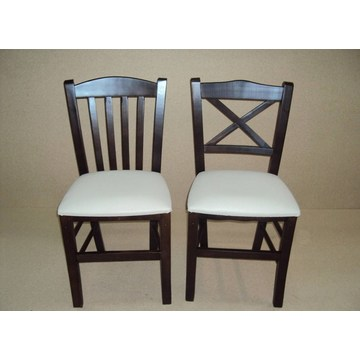 Traditional Wooden Chair Imvros