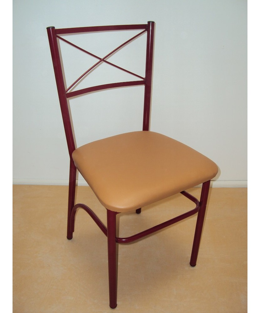 Professional Metal chair with cross