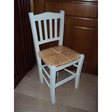 Professional Traditional Wooden Chair Sikinos for Bistro, Pub, Restaurant, Cafe, Tavern, Cafeteria, Gastro, Pizza