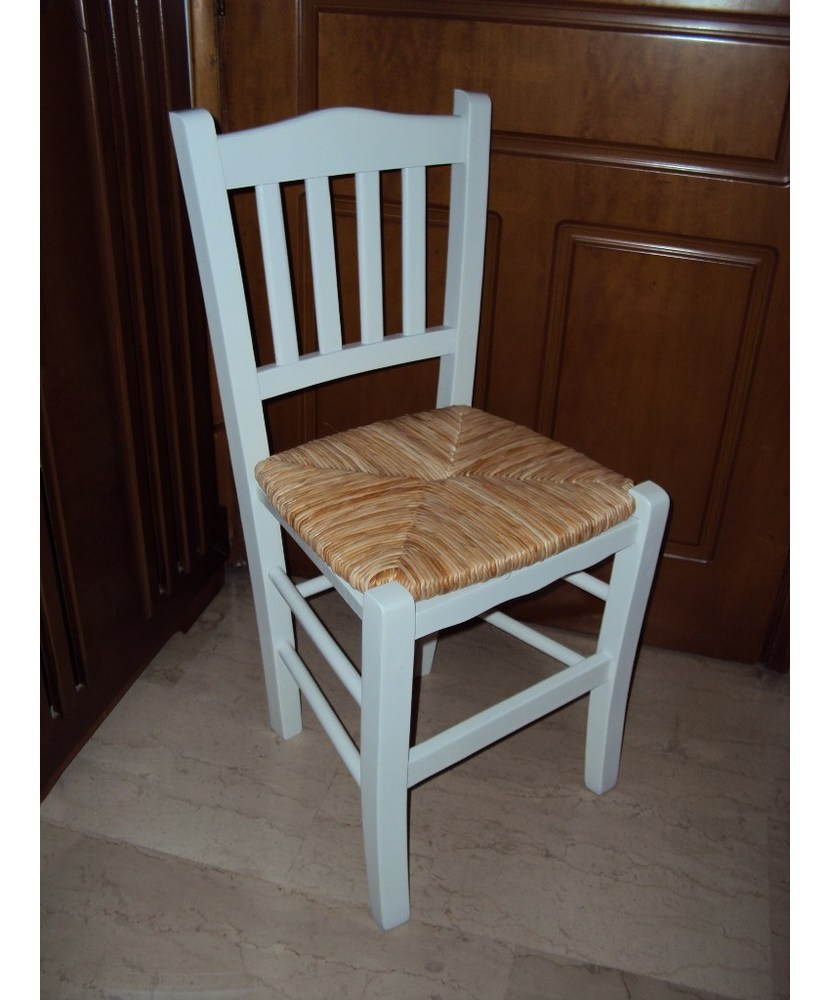 Professional Traditional Wooden Chair Sikinos