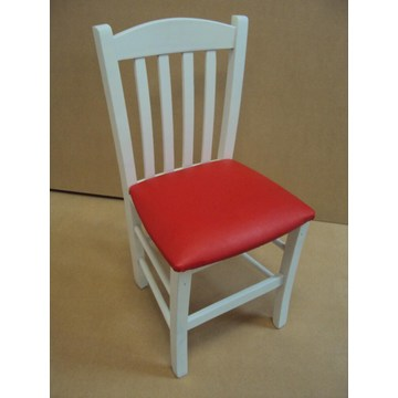 Professional Traditional Wooden Chair Imvros for Restaurant, Cafe, Tavern, Cafeteria, Gastronomy, Bistro, Pub, Pizzeria