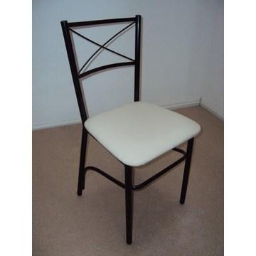 Профессиональный стул из металла Хиос для ресторанов, кафе для обеденного кафе-бара, кафе, сад, таверны, кафе-бар, узо, таверна