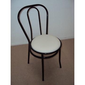 Профессиональный металлический стул Вена для ресторанов, кафе, таверн, кафе-бар, бистро, паб, кафе-бар, узо, таверны
