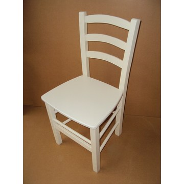 Professional Traditional Wooden Chair Sifnos for Restaurant, Cafe, Tavern, bistro, pub, Cafeteria, Gastro, Pizza