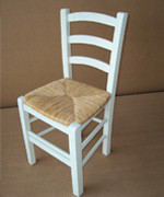Traditionelle Coffee Shop Stühle