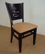Chaises de bar à café